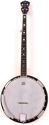 SX Country 5-String Banjo w/Bag