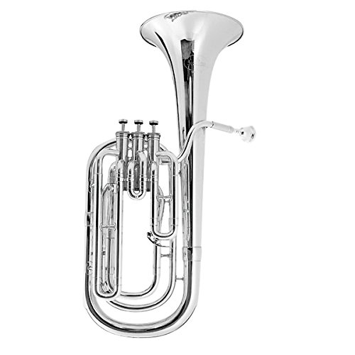 Besson BE1057 Performance Series Bb Baritone Horn BE1057-1-0 Lacquer