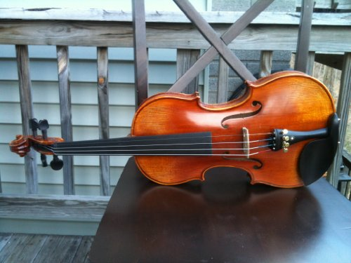 D Z Strad viola #N202 With Case and Bow-16.5″-$600 Gift