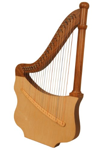 Roosebeck Lute Harp (Package Of 3)