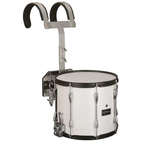 Groove Percussion MSD1214W 12″x14″ Marching Snare Drum with Vest