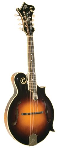 The Loar LM-600-VS Professional F-Style Mandolin, Sunburst