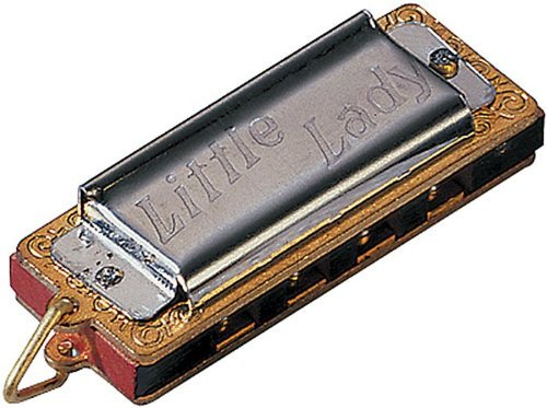 Hohner Inc. 39BX Little Lady Harmonica, C