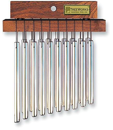 TreeWorks Chimes TRE10db MicroTree Double Row with 19 Bars