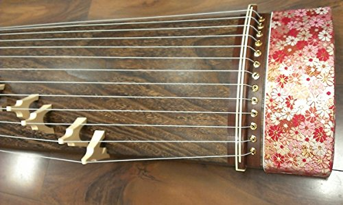 6 Ft. 13-string Professional Koto Japanese Zither Musical Instrument