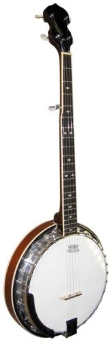Stagg BJM30 5-String Bluegrass Banjo Deluxe with Metal Pot