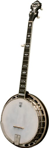 Tenbrooks Legacy 5 string Banjo with Kruger Tone Ring by Deering