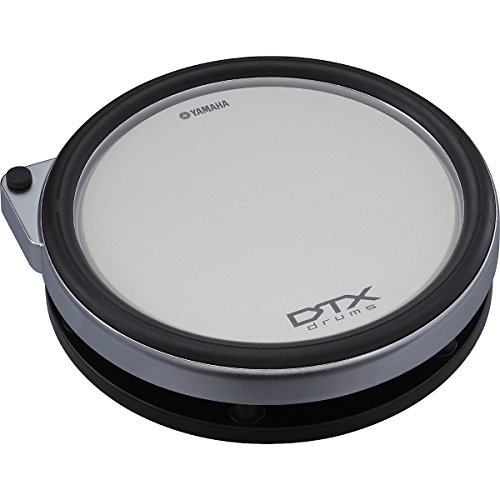 Yamaha 10″ Electronic Tom Pad; DTX-Pad (Textured Cellular Silicone Head )