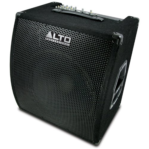 Alto Professional Kick 15 Professional 15-Inch Keyboard and Instrument Amplifier with Built-in Mixer and Alesis Effects