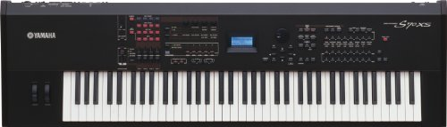 Yamaha S70XS Synthesizer; 76-Note Balanced Hammer-Weighted Action