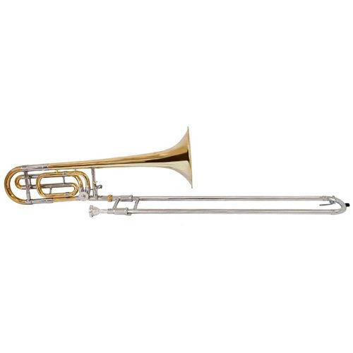 Prelude by Conn-Selmer TB711F Series F Attachment Trombone TB711F Lacquer
