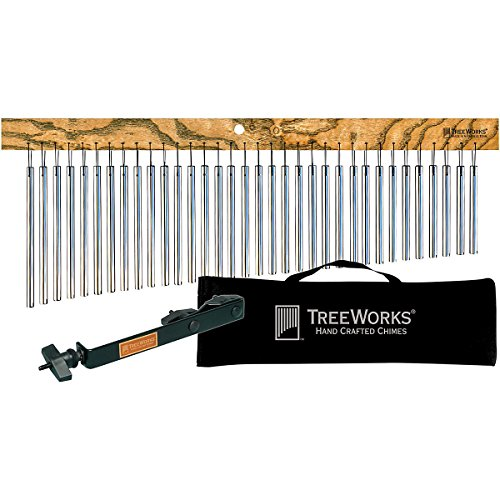 Treeworks Chimes TRE35KIT Complete Chime Set with Holder and Bag