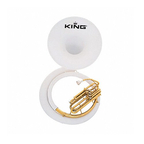 King 2370 Fiberglass BBb Sousaphone without Case