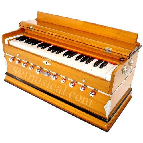 Beingdeal Harmonium 11 Stop Coupler Free Shipping + Free Carry Bag