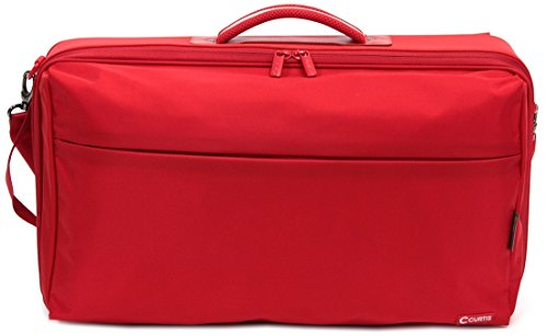 Curtis Gentleman Metal Frame Bassoon Case One Size Red