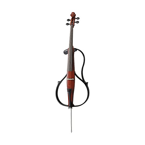 Yamaha SVC-110SK Silent Electric Cello, Brown