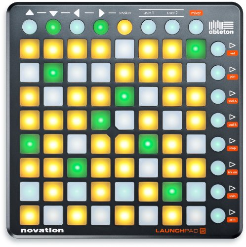 Novation Launchpad S 64-Button Ableton Controller