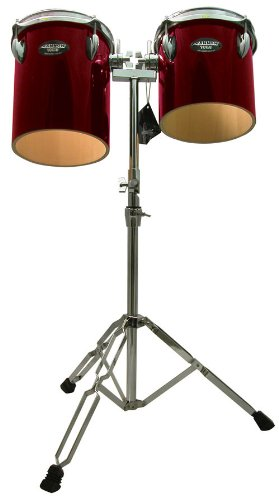 Cannon UPCTSTD1012WR 10-Inch/12-Inch Tom Tom – Wine Red