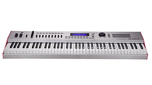 Kurzweil Artis 7 76-Key Stage Piano, Semi-Weighted Action with Velocity-Sensitive Keys