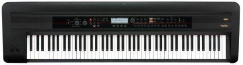 Korg KROSS88BK 88-Key Keyboard Production Station