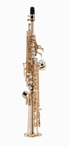 RS Berkeley SOPR500 Artist Series Eb Sopranino Saxophone with Case and Accessories