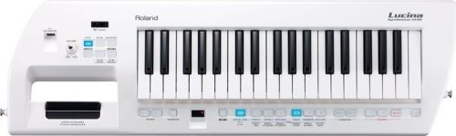 Roland Lucina AX-09 Synthesizer – White