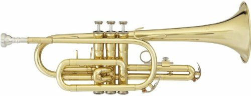 Blessing Cornet Bb w/Case Band-BCR-1230