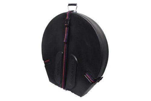 Humes & Berg Enduro DR653BK 26-Inch Gong Case