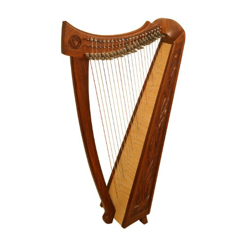 Balladeer Harp by Taylor w/ CASE & FREE PLAY BOOK