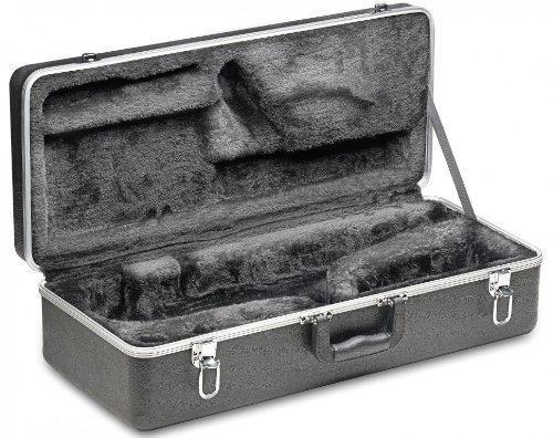 Stagg ABS-AS Case for Alto Saxophone – Black