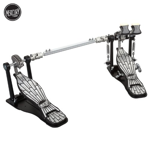 Mercury by ddrum Double Bass Drum Pedal (MDBP)
