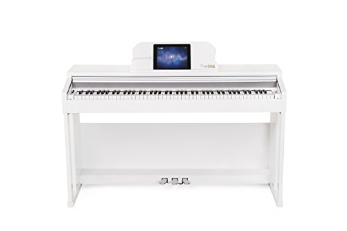 The ONE Smart Piano – Classic White