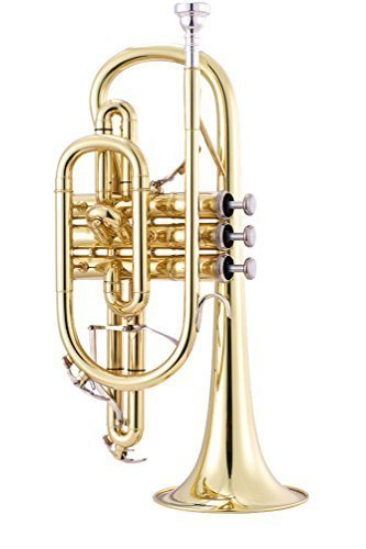 Cornet with trigger LCR-4358