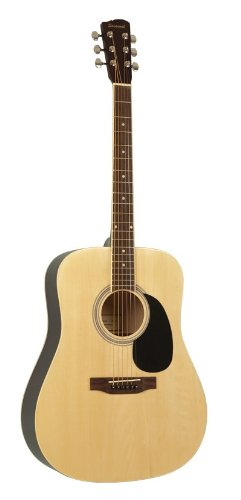 Savannah SGD-12-NA Dreadnought Guitar, Natural