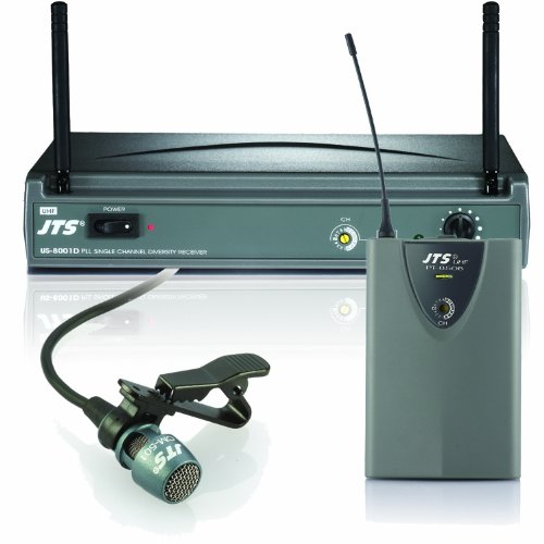 JTS JTS-LVS1 Wireless Microphones and Wireless Microphone Systems