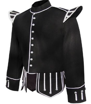 Doublet Jacket, Piper or Drummers, Made to Measure, Blazer