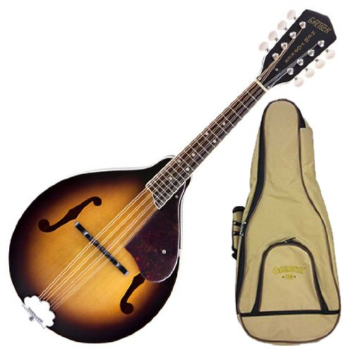 Gretsch G9300 New Yorker Standard Mandolin w/ Gig Bag