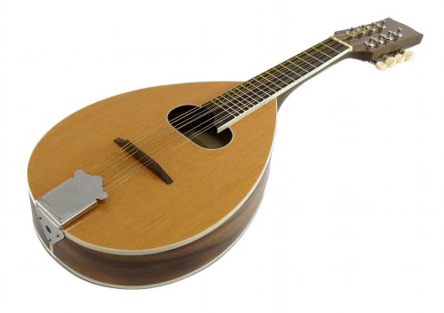 MANDOLIN – A Style – 8 String – Teardrop with Oval Soundhole 24.5″ Long – NEW
