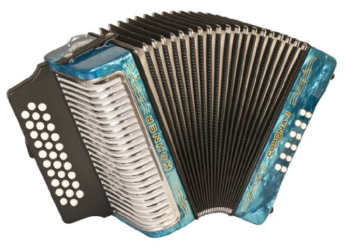 Hohner Accordions 3500FLB 43-Key Accordion