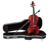 Becker 275F Prel Viola Outfit 15.5-Inch, Red-Brown Satin Finish