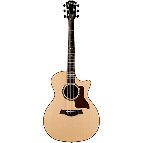 Taylor 814ce Rosewood Grand Auditorium Acoustic Guitar , 6-String, CE