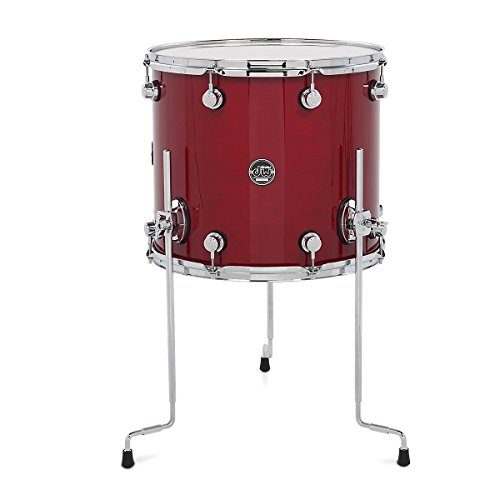 DW Performance Series Floor Tom – 14×16 – Candy Apple Lacquer