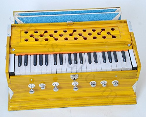 Beingdeal 3^1/4 Octaves Harmonium Free Shipping + Free Carry Bag