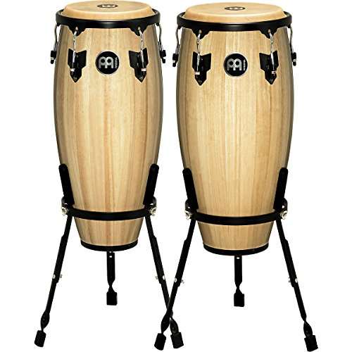 Meinl Headliner Natural 10 & 11 wood Conga Set (2 units)