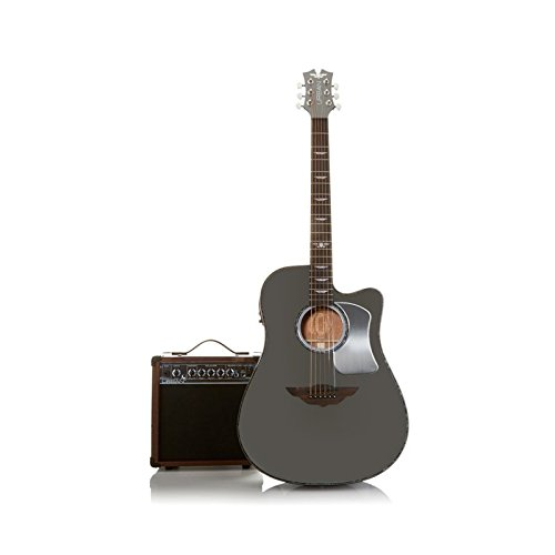 """Keith Urban Limited Edition """"Night Star"""" Acoustic-Electric 50-piece Guitar Package – Gray Heat"""