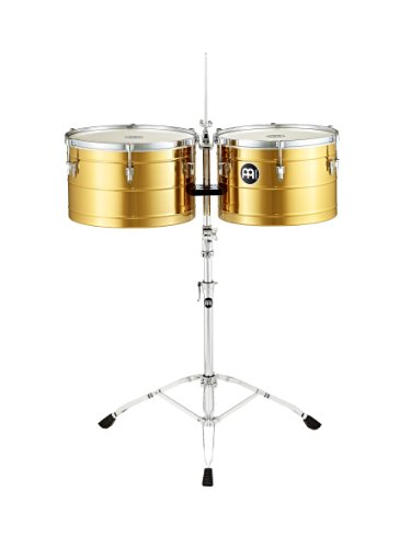 Meinl Percussion 1415 German B10 Bronze Timbales