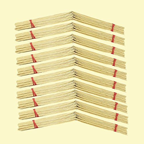 100pcs Oboe Reeds Canes Gouged Shaped Folded Oboe Cane FOR Oboe Reeds ,WHO#-MVOW382HRT19317