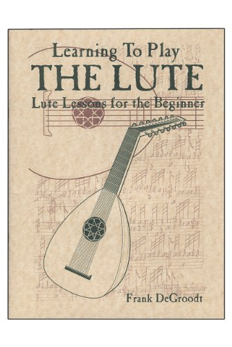 Learning to Play the Lute (Package Of 3)