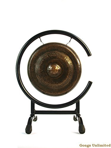 11″ to 12″ Tibetan Rising Gong on High C Gong Stand