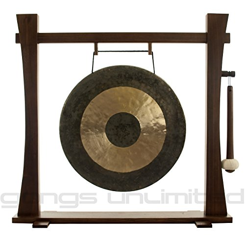 18″ Chau Gong on Spirit Guide Gong Stand